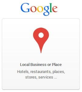 google local business listing