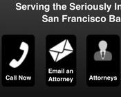 Attorney Mobile Web Design
